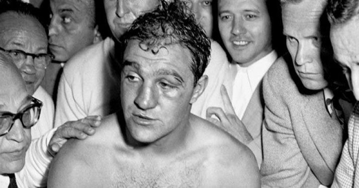9 Rocky Marciano - Top 10 of Boxing's Most Terrifying Fighters | Abstract  Sports